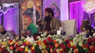 Owais Raza Qadry In Ahmed Marquee PIA Society Lahore 7 Dec 2019