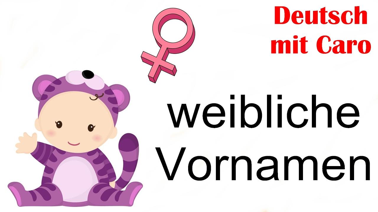 Vornamen Mit C Weiblich
