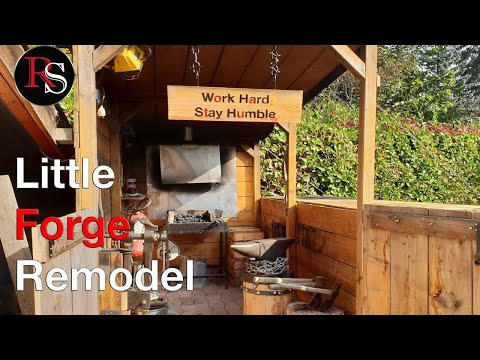 Little Forge Remodel