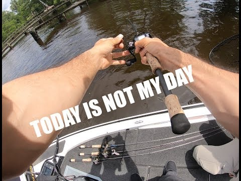 Chickahominy River Bass Fishing - Fishers Of Men Tournament