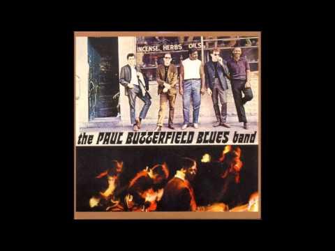 The Paul Butterfield Blues Band  Screamin