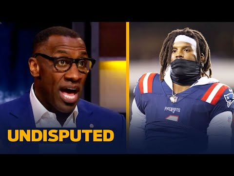 Patriots release Cam Newton, Mac Jones is named starter — Skip & Shannon react | NFL | UNDISPUTED