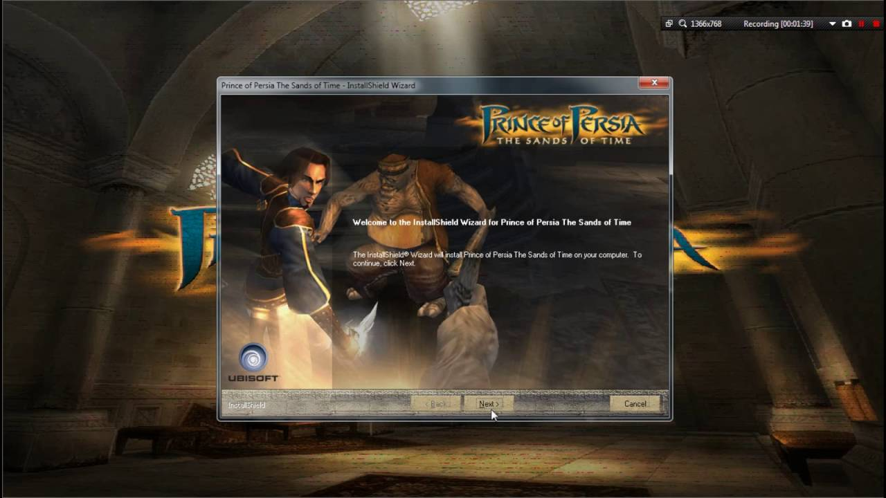 How To Download Install Prince Of Persia The Sands Of Time Youtube