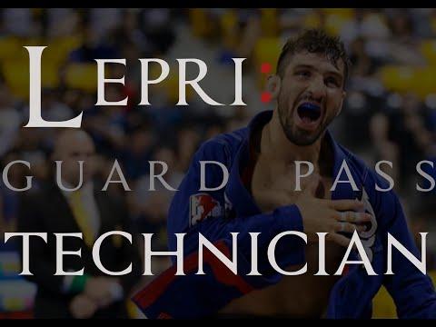 Lucas Lepri: Guard Pass Technician