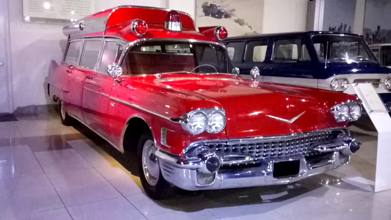 Ambulance For Sale >> Cadillac S&S Ambulance 1958 - YouTube