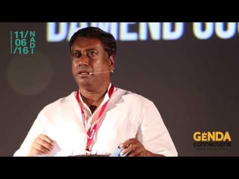 Ethical Business; The Difficulty of Being Good | Damend Gounder | Genda Connections 11/06/16