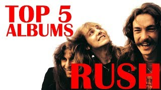Baixar My Top 5 Rush Albums