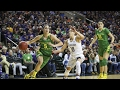 Highlights: Oregon upsets Washington in the Pac-12 Women's Basketball Tournament quarterfinals