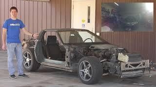 Project C4RT - C4 Go-Kart - Part 3 (1984 Chevy Corvette) HD thumbnail