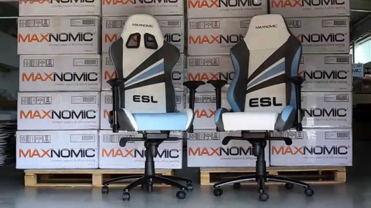 Maxnomic Esl Amp Taketv Designs Youtube