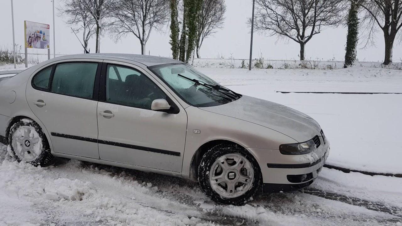 Seat Toledo 1m Snow Drift 1999 No Esp Youtube