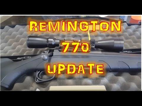Remington 770 308win Rifle