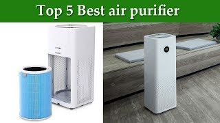 Top 5 Best air purifier