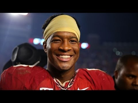 Jameis Winston wins the Heisman Trophy