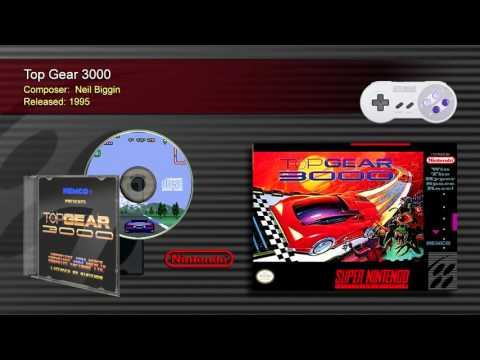 Top Gear 3000 (Full OST) - SNES