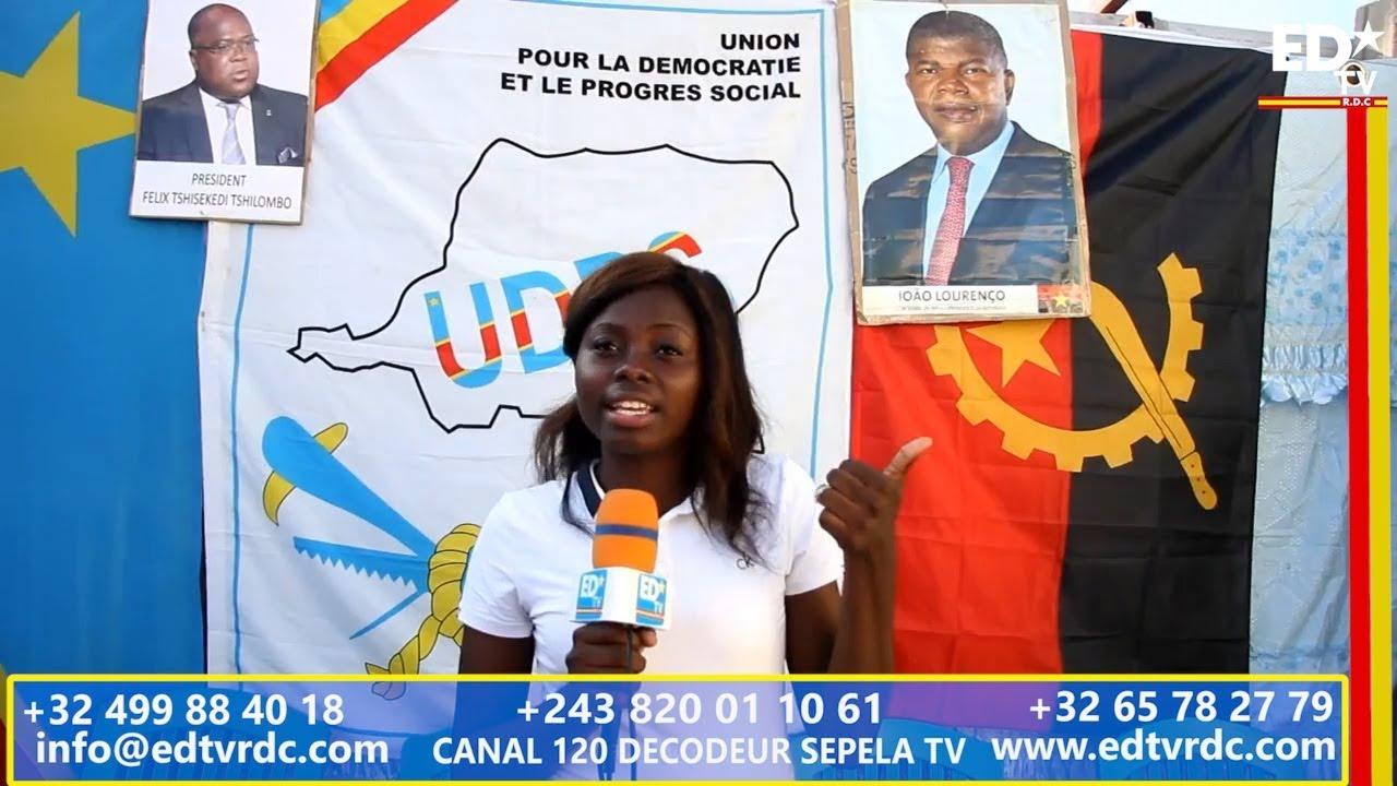 UDPS ANGOLA FAIT LA RESTITUTION DU CONGRES EXTRAORDINAIRE.