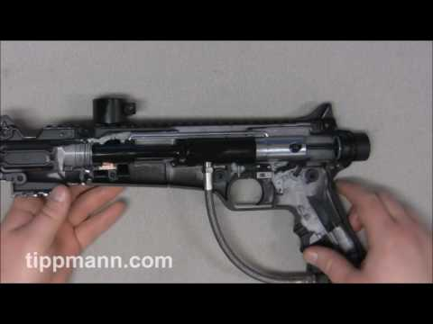 Tippmann Carver One Maintenance Video