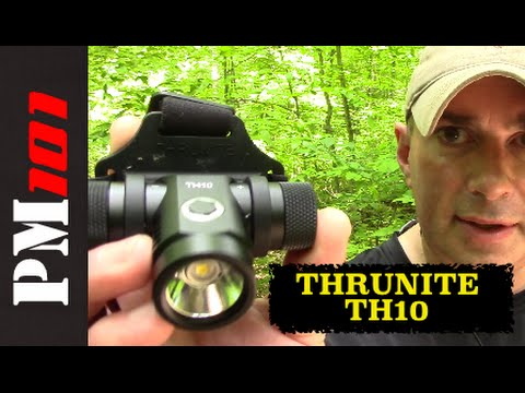 Thrunite TH10 Headlamp (and why I don