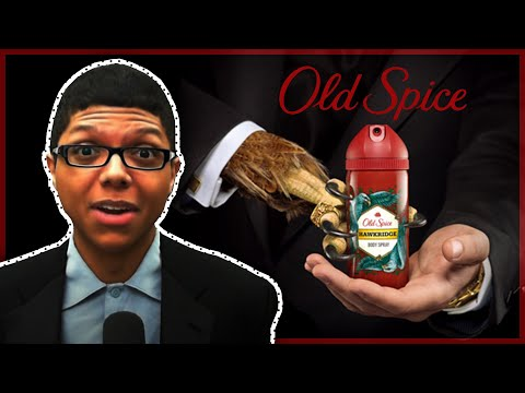 YOU ASKED! OLD SPICE!!