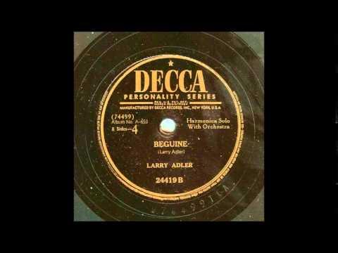 Adler: Beguine (Larry Adler, 1947)