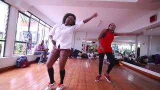 J Balvin, Willy William - Mi Gente ft. Beyoncé  Dance cover by gQ dancers Kenya