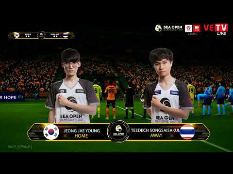 [16.09.2017] Korea vs Thailand [Final][SOC 2017]