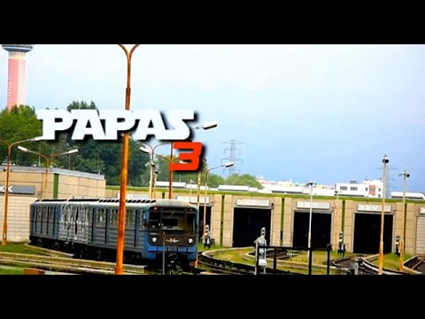 PAPAS 3 Full Graffiti Movie 2014