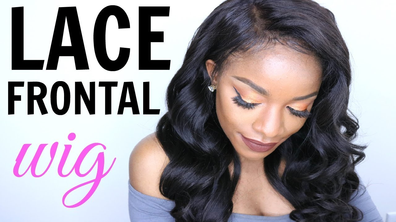 Youtube Lace Front Wig 58