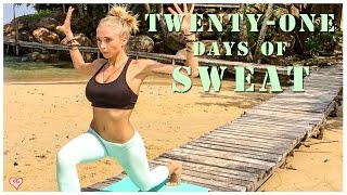 Fit Body Challenge  Perfect Days of Sweat Pt.2 | Fitness Workout