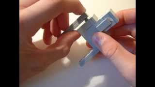 Lego Minecraft: Iron Golem+Tutorial