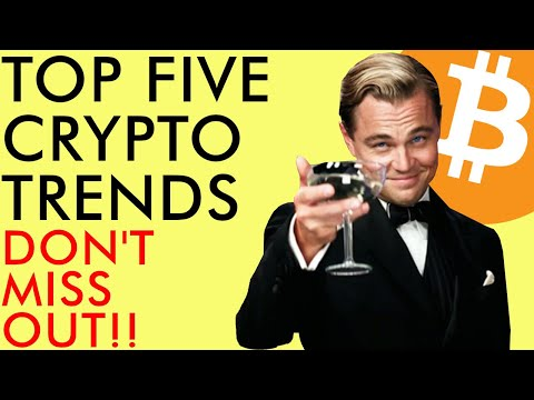5 CRYPTO TRENDS TO MAKE YOU RICH IN 2020 EXPLAINED! [Don't Miss Out]