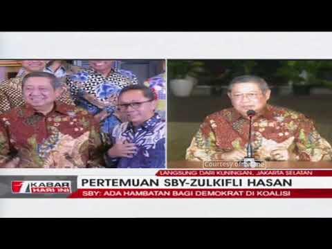 SBY Bercerita Soal Arah Koalisi Demokrat di Pilpres 2019 Mp3