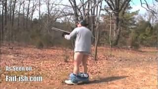 Shot Gun Recoil Fail