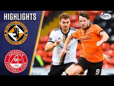 Dundee Utd Aberdeen Goals And Highlights