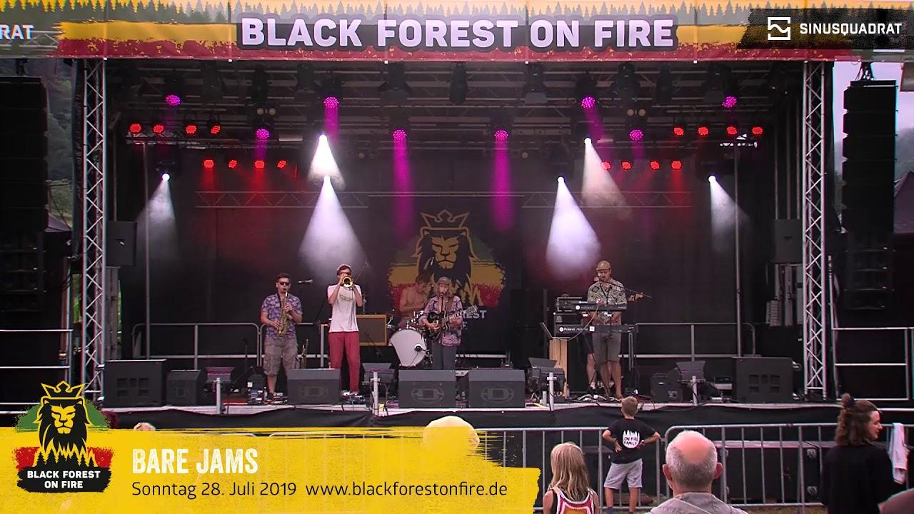Black Forest on Fire Reggae Festival Berghaupten
