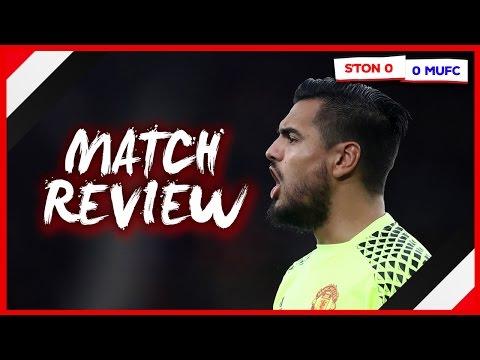 SOUTHAMPTON 0-0 MAN UNITED | REVIEW | WORRIED ABOUT EUROPA LEAGUE FINAL