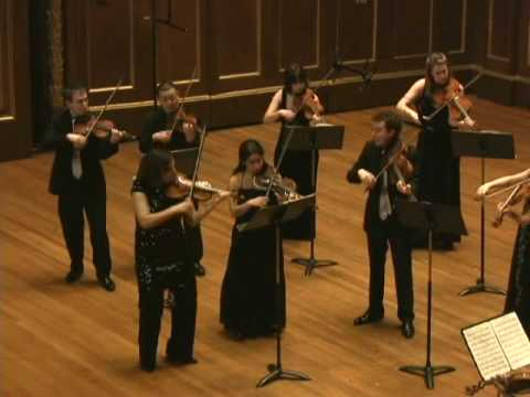 A Far Cry - Igor Stravinsky: Concerto in D Major for String Orchestra, I. Vivace