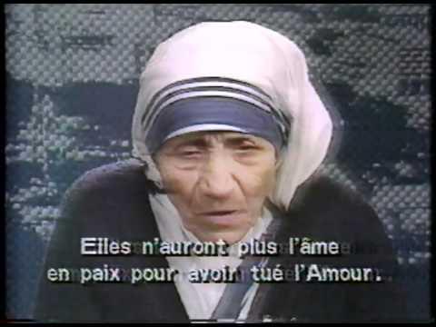 Michel blogue les 450 citations/Bienheureuse Mère Teresa de Calcutta/Navigation Libre/ Hqdefault