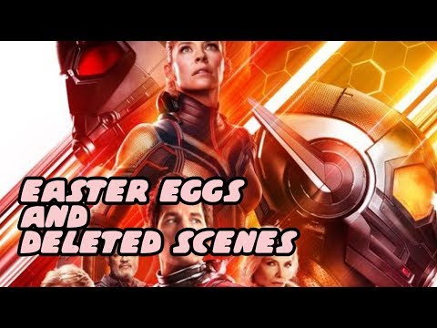 Ant Man And The Wasp Easter Eggs And...