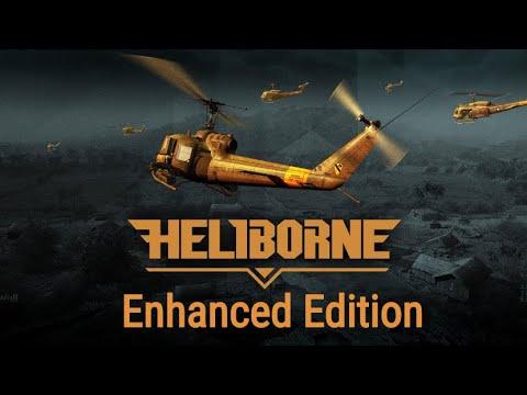 Heliborne. Gameplay PC. |