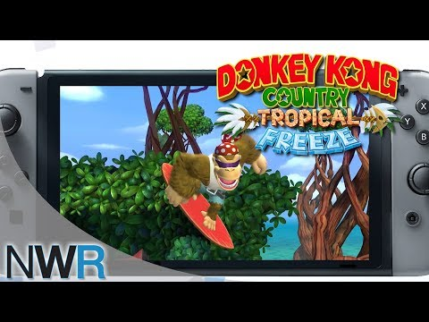 Download Youtube: Donkey Kong Country Tropical Freeze (Switch) Trailer