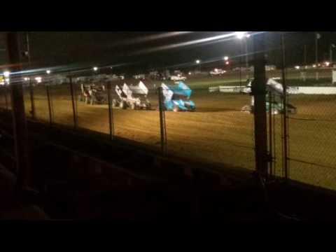 ASCoC Sprint Car Dash  Brownstown Speedway