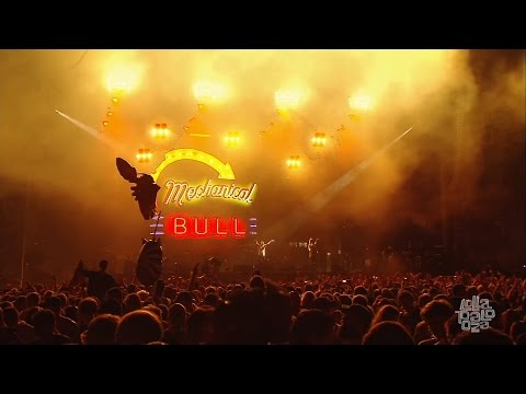 Kings of Leon @ Lollapalooza Chicago 2014
