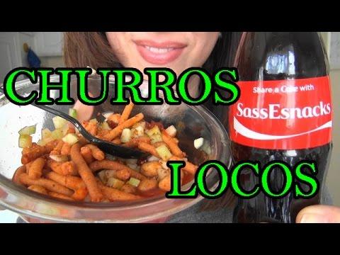 Churros Locos Mexican Street Food