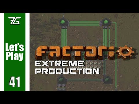 Factorio Extreme Production - Ep 41 Nickel Plates