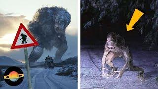 10 potworów, które podobno żyją na Ziemi