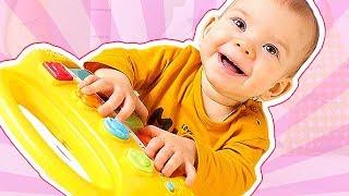 Детское пианино для маленьких ИГРАЕМ