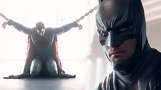 Injustice Gods Among Us Movie All Cutscenes