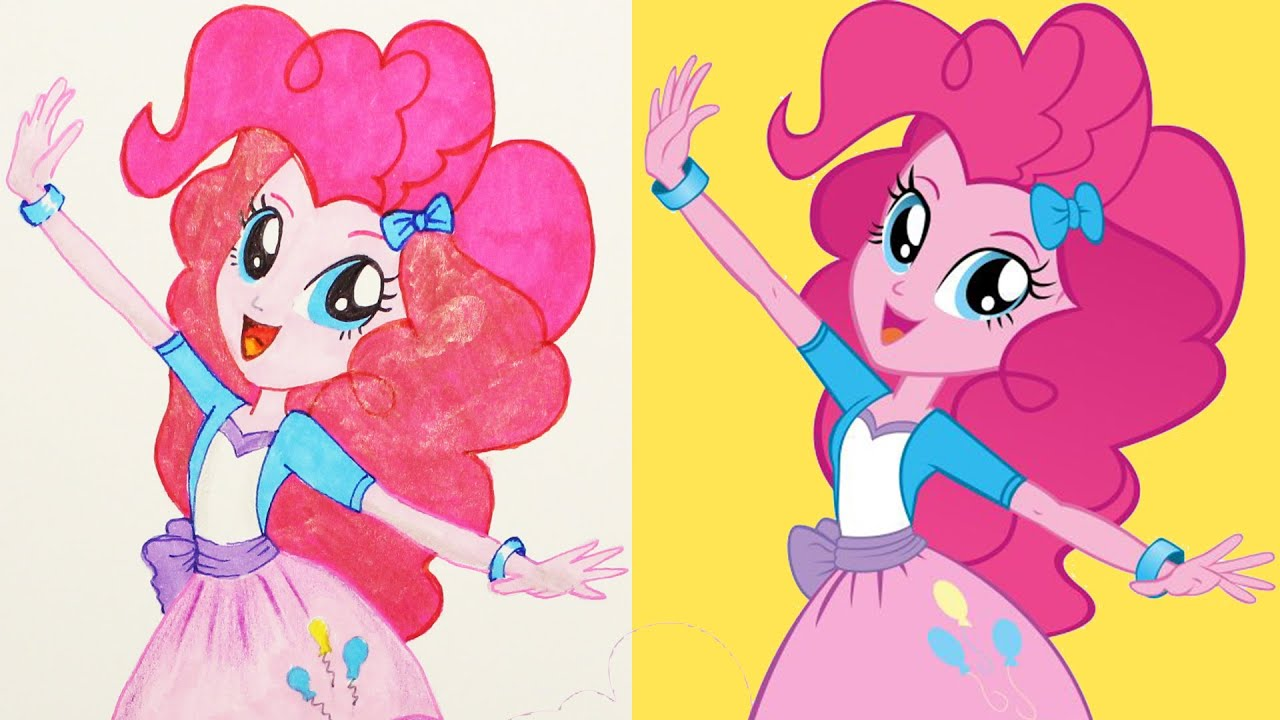 My Little Pony | Mi Pequeño Pony | Pinkie Pie | Boya Boya Pinta ...