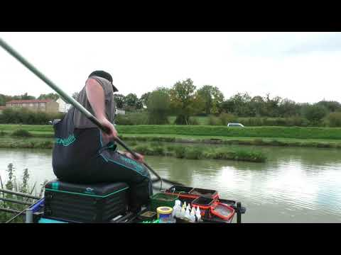 Approaching A New Venue Filmed At Owl Barn Fishery